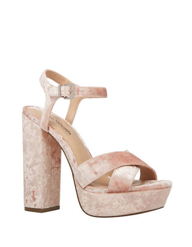 Call It Spring Thorerien Platform Sandals-LIGHT PINK-8