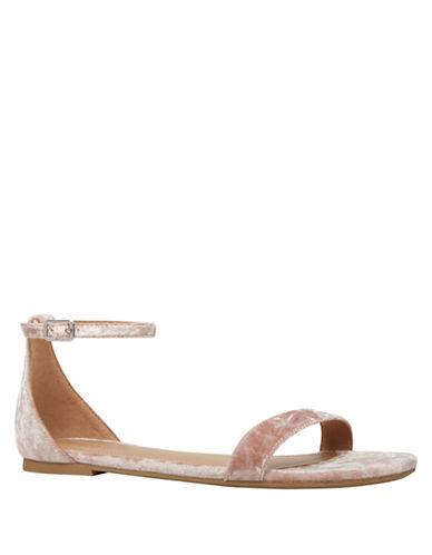 Call It Spring Mateare Flat Sandals-PURPLE-9