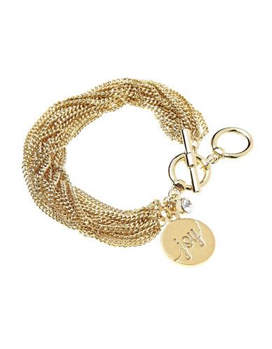 Foxy Originals Joy Toggle Bracelet-GOLD-One Size