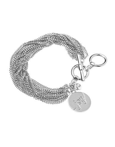 Foxy Originals Joy Toggle Bracelet-SILVER-One Size