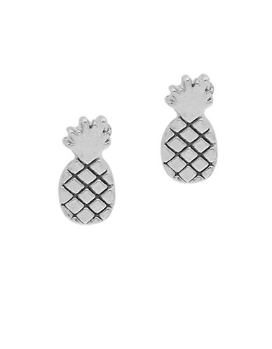 Foxy Originals POP Paradise Colada Earrings-SILVER-One Size