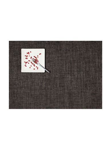 Chilewich Boucle Vinyl Placemat-COFFEE-One Size