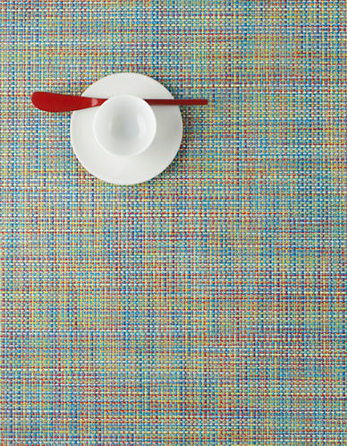 Chilewich Mini Basketweave Tablemat-MULTI-One Size
