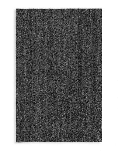 Chilewich Heathered Doormat-BLACK-18x28