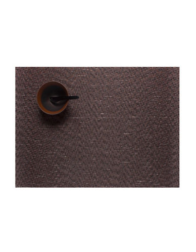 Chilewich Jewel Vinyl Placemat-GARNET-One Size
