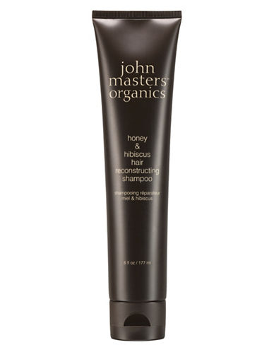 John Masters Honey Hibiscus Hair Reconstructing Shampoo-NO COLOR-One Size