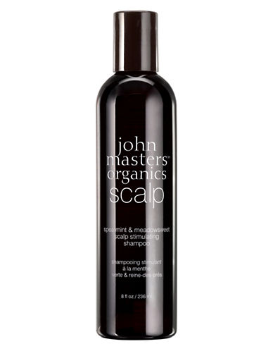 John Masters Spearmint And Meadowsweet Scalp Stimulating  Shampoo-NO COLOR-One Size