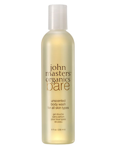 John Masters Bare Unscented Body Wash-NO COLOR-One Size