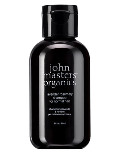 John Masters Lavender Rosemary Shampoo-NO COLOR-60 ml