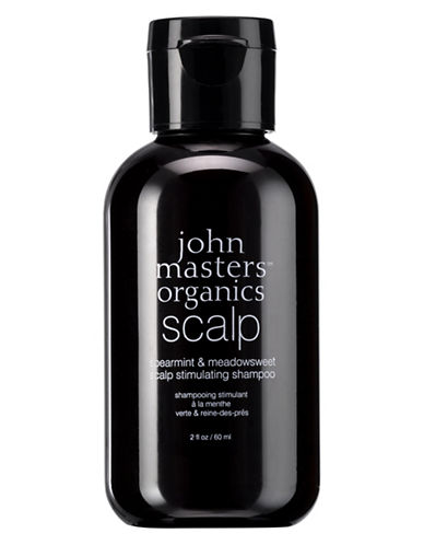 John Masters Spearmint And Meadowsweet Scalp Stimulating  Shampoo-NO COLOR-60 ml