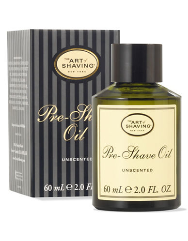 The Art Of Shaving Pre-Shave Unscented Oil-NO COLOUR-0