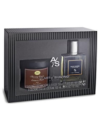 The Art Of Shaving Oud Suede Fragrance Two-Piece Set-NO COLOR-0