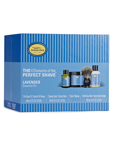 The Art Of Shaving Lavender Full-Size Four-Piece Kit-NO COLOUR-0