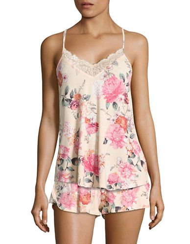 Pj Salvage Rosy Outlook Cami-PINK-Medium