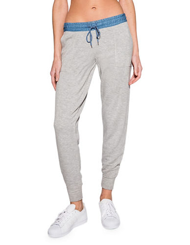 Pj Salvage Denim Blues Sweatpants 89895828