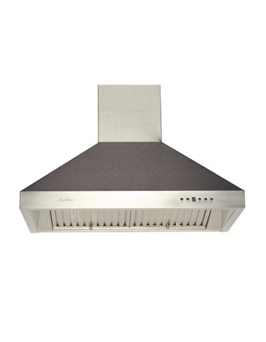 Cyclone Pro 650 CFM Wall-Mount Range Hood-STAINLESS STEEL-36