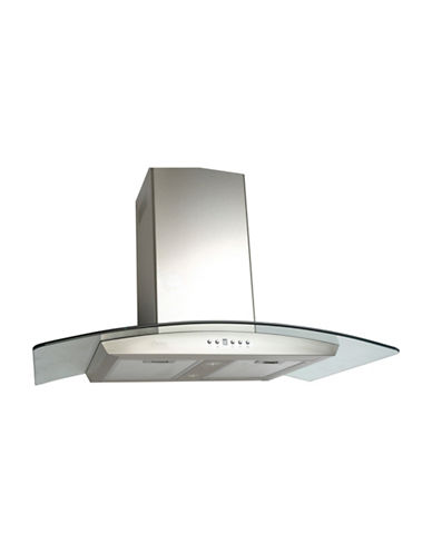 Cyclone Alito 550 CFM Wall-Mount Range Hood-STAINLESS STEEL-36
