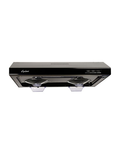 Cyclone Classic 680 CFM Under Cabinet Hood/30 Inch-BLACK-30