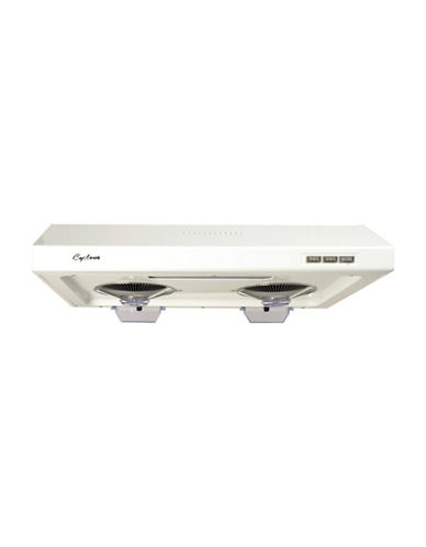 Cyclone Classic 680 CFM Under Cabinet Hood/30 Inch-WHITE-30