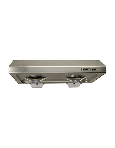 Cyclone Classic 680 CFM Under Cabinet Hood/30 Inch-STAINLESS STEEL-30