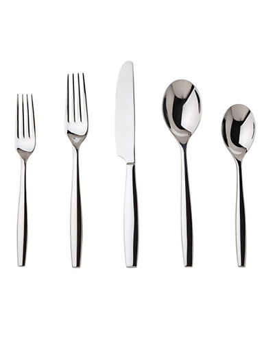 Nambe Aidan 5 Piece Place Setting-SILVER-One Size