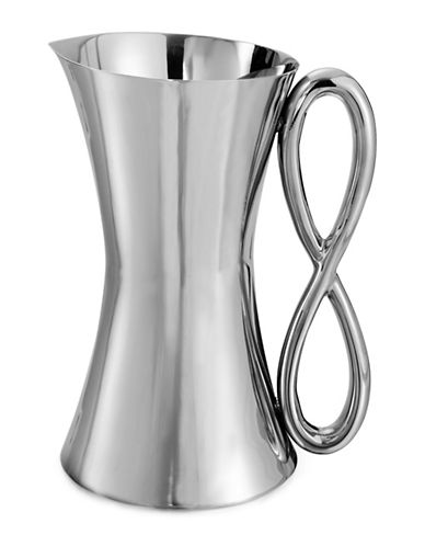 Nambe Infinity Stainless Steel Pitcher-STAINLESS STEEL-One Size
