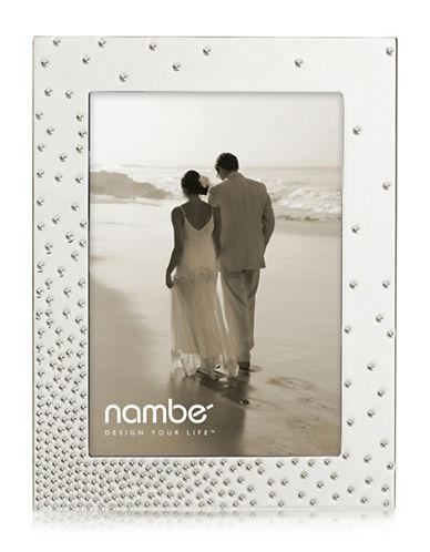 Nambe Dazzle Frame-SILVER-5 x 7