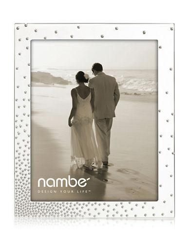 Nambe Dazzle Frame-SILVER-8 x 10