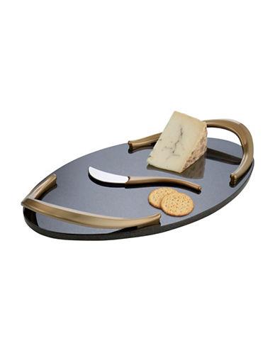 Nambe Eco Cheese Board-GRANITE-One Size