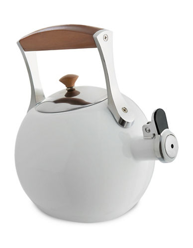Nambe Meridian Tea Kettle-WOOD-One Size