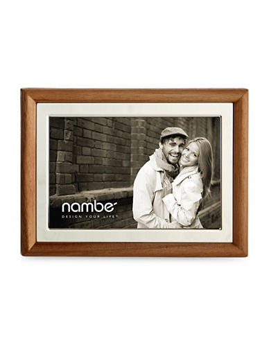 Nambe Wooden Hayden Picture Frame-WOOD-4 x 6