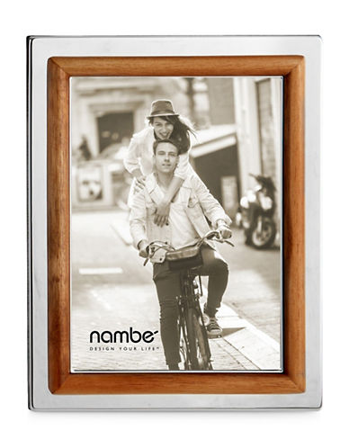 Nambe Wooden Hayden Picture Frame-WOOD-5 x 7