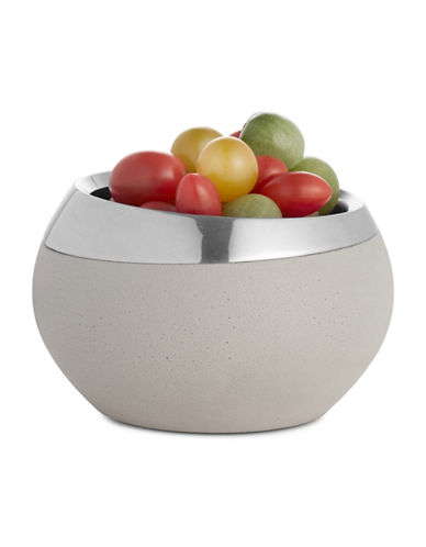 Nambe Forte Bowl Small-ALLOY-One Size