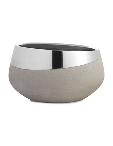 Nambe Forte Bowl Large-ALLOY-One Size