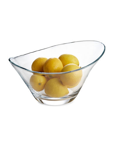 Nambe Moderne Bowl-CLEAR-One Size