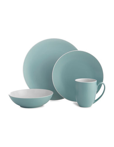 Nambe Pop Four-Piece Place Setting-OCEAN-One Size