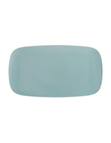 Nambe Pop Rectangular Platter-OCEAN-One Size