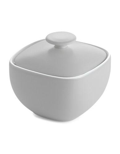 Nambe Pop Sugar Bowl-CHALK-One Size