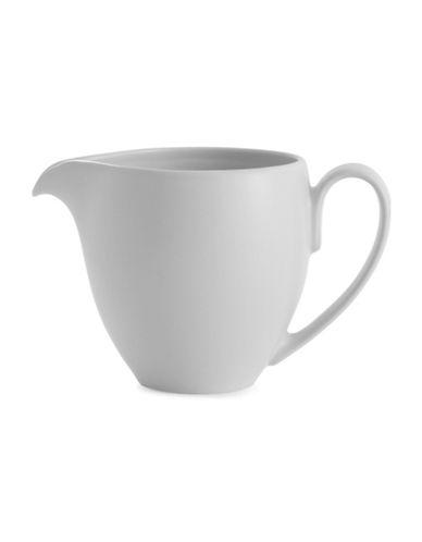 Nambe Pop Stoneware Creamer-CHALK-One Size