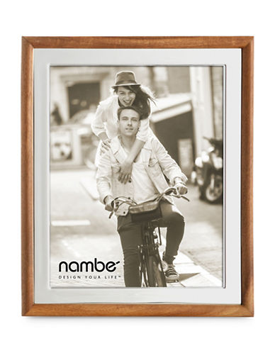 Nambe Wooden Hayden Picture Frame-WOOD-8 x 10