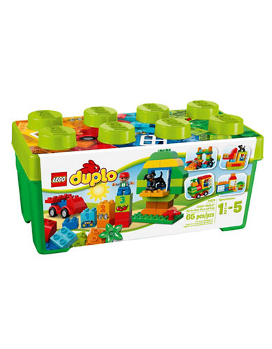 Lego Duplo All-in-One-Box-of-Fun 10572-MULTI-One Size