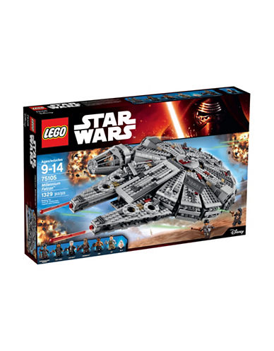 Lego Star Wars  Millennium Falcon-MULTI-One Size