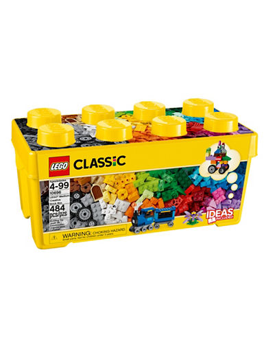 Lego Classic Medium Creative Brick Box 10696-MULTI-One Size