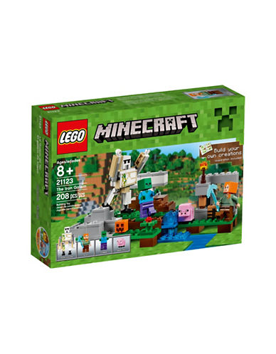Lego Minecraft The Iron Golem 21123-MULTI-One Size