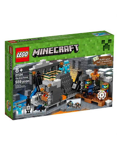 Lego Minecraft The End Portal 21124-MULTI-One Size