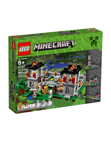 Lego Minecraft The Fortress 21127-MULTI-One Size