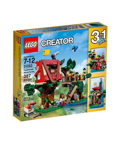 Lego Creator Treehouse Adventures 31053-MULTI-One Size