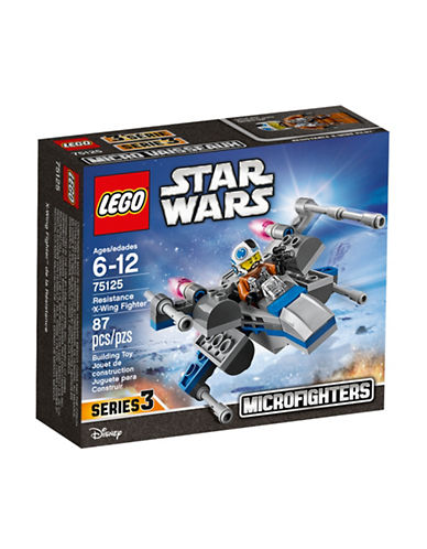 Lego Star Wars Resistance XWing Fighter 75125-MULTI-One Size