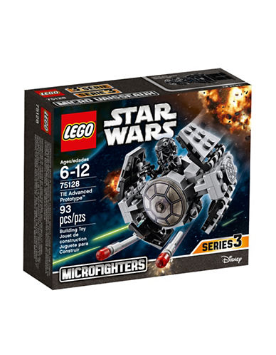 Lego Star Wars TIE Advanced Prototype 75128-MULTI-One Size