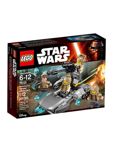 Lego Star Wars Resistance Trooper Battle Pack 75131-MULTI-One Size